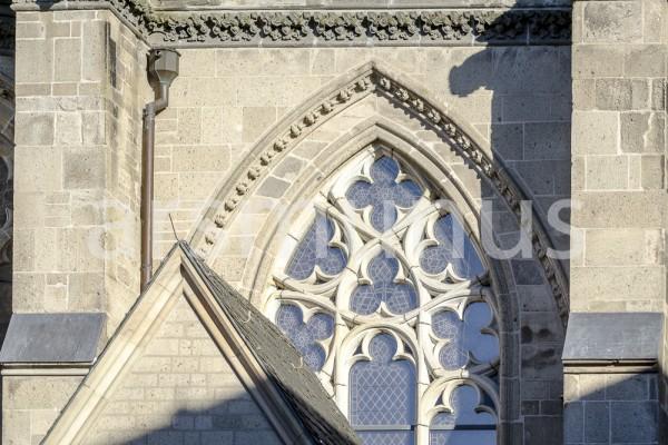 Ornamente Kirchenfenster