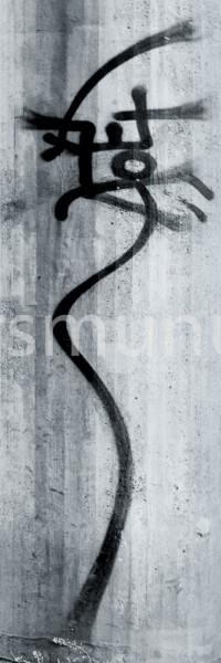 Streetart auf Beton - Bild 2