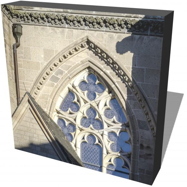 Ausschnitt Kirchenfenster Dom zu Xanten