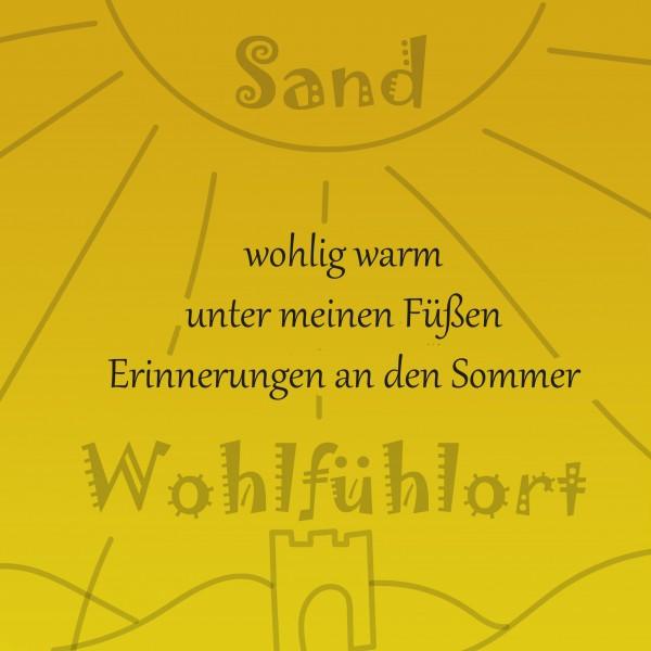 Elfchen Sand